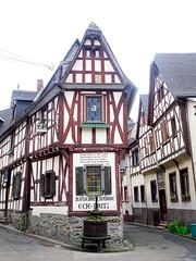 vor Eck Fritz (peterpe1) Tags: braubach fachwerkhaus rhein germany flickr peterpe1 romantic
