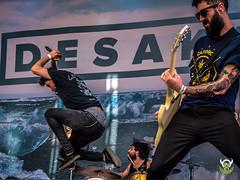 Desakato (yiyo4ever) Tags: rivasrock rivas madrid desakato punk rock ska festival asturias zuiko lumix olympus olympusomd omd em5 em5ii panasonic mft m43 lumix35100mmf28 zuiko1240mmf28 concert concierto guitar player guitarplayer bassist bassplayer singer frontman jump cantante circlepit surf