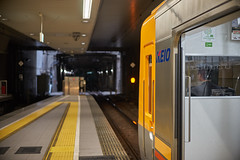 DSC01970 (tohru_nishimura) Tags: sonya7 nokton4014 sony cosina cv shibuya train keio station tokyo japan