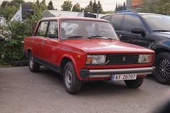 1988 Lada 1200S (Stig Baumeyer) Tags: lada vaz zhiguli togliatti 1988lada1200s 1988lada lada1200s vaz1200 1988vaz 1988vaz1200s