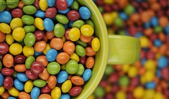 Candy Shop (disgruntledbaker1) Tags: chocolate candy colors mug
