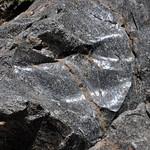 Rhyodacite vitrophyre (Llao Rock Rhyodacite, Holocene, ~7.8-7.9 ka; roadcut near Llao Rock, margin of Crater Lake Caldera, Oregon, USA) 27 thumbnail