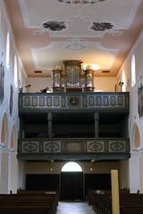 Mariä Himmelfahrt, Salz (palladio1580) Tags: orgel organ orgue organo bayern franken unterfranken landkreisrhöngrabfeld salz