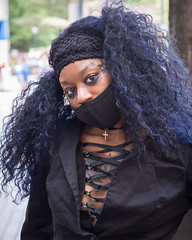 (jwcjr) Tags: 2016dragoncon atlantaga atlantageorgia dragoncon dragoncon2016 pentax people atlanta woman mask costume portrait streetportrait