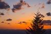 Sunset, Waterrock Knob (esywlkr) Tags: sunset clouds sky silhouette brp nc blueridgeparkway northcarolina
