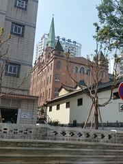 20180415_113338 (cmckdub) Tags: church cross kunming china
