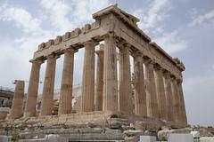 Parthenon in Acropolis of Athens April 2018 (hirocun) Tags: παρθενώνασ ακρόπολη αθήνα
