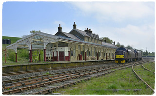 Hellifield Station