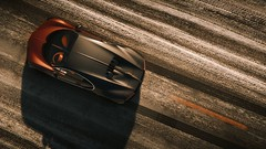Chiron | GTA V (Stellasin) Tags: angeles gaming game akina dark darkness car cars camaro water beauty beautiful buildings blur bridge city chevrolet clouds downtown mods weather reflection sea graphics gtav gta hot photography highway night skyrim los mountains motion overcast road trees screenshot sky sunrise v z28 bugatti chiron audi r18 dodge challenger