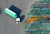 Flachglastransport (Luftknipser) Tags: luftbild fotohttprenemuehlmeierde renemuehlmeier aerial airpicture birdview birdseye luftaufnahme mailrebaergmxde stock vogelperspektive hinunter vonoben glastransport pfab weiherhammer flachglas