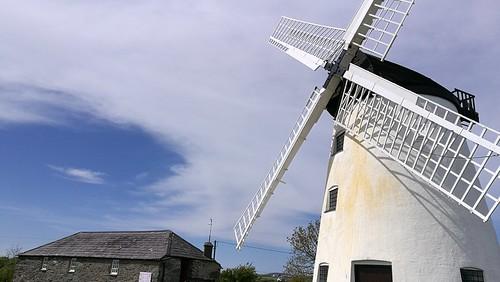 Melin Llynon windmill