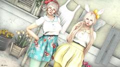 #132 EXiA Gnome Top&Skirt@EXiA Soon!! (lizumelody) Tags: momochuu cae exia teefy tram imitation bang serenitystyle nomad what next} nani equal10 sl secondlife