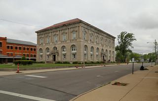 Putnam County Courthouse — Ottawa, Ohio
