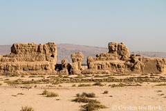 Gaochang ruins (10b travelling / Carsten ten Brink) Tags: 10btravelling 2017 asia asian asien carstentenbrink china chine chinese iptcbasic prc peoplesrepublicofchina silkroad tarim tulufan turfan turpan xinjiang basin tenbrink 中华人民共和国 中国 吐魯番