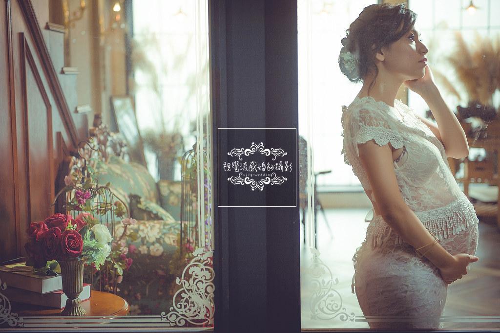 孕婦藝術照,巷子內攝影棚,孕婦寫真,孕期婚紗,懷孕紀念