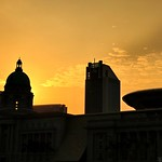 Historical golden hour silhouettes.. thumbnail