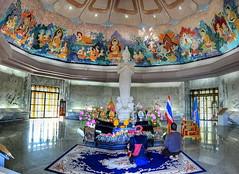 search for peace/Thailand (meren34) Tags: thailand peace budha church pray temple таиланд タイประเทศไทย tailandia 泰国 تايلند chiangmai doi inthanon
