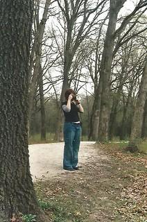 She Takes a Photo