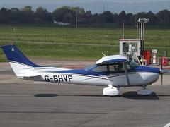 G-BHVP Cessna 182Q Private (Aircaft @ Gloucestershire Airport By James) Tags: gloucestershire airport gbhvp cessna 182q private egbj james lloyds