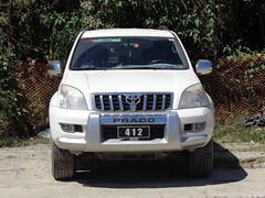 Number Plate from Vanuatu (CooverInAus) Tags: port shefa vanuatu number license registration motor vehicle automobile plate toyota prado landcruiser