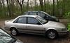 1991 Mazda 626 1.8 GLX Triton (rvandermaar) Tags: 1991 mazda 626 18 triton mazda626 capella mazdacapella sidecode5 dfph31