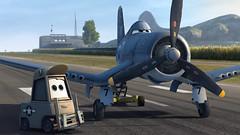 080_12000_dts_v0030305_9410733600_o (princeallav) Tags: planes disney animation sparky skipper
