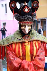 Mask Carnival Venice 2018 (MelindaChan ^..^) Tags: mask carnival venice italy 義大利 plat culture life 威尼斯 dress 意大利chanmelmel mel melinda melindachan maskcarnivalvenice2018 cosplay burano