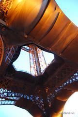 Париж Ейфелева вежа InterNetri  France 035
