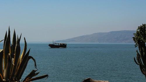 Kapernaum: See Genezareth  ים כנרת