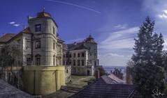 Chateau Jezeri (frix.cz) Tags: chateaujezeří coalmining jezeri chateau
