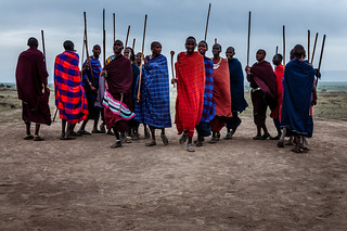 Massai group