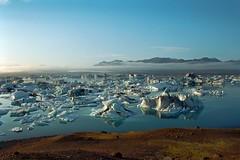 Jökulsárlón Glacier Lagoon (Iceland) año 1998 (joseange) Tags: icebergs glaciares lagos iceland islandia