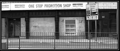 English views - Leicester (2) (Kernek) Tags: english views england bw streets scenes leicester