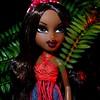 🔥I'm burnin' up baby🔥 (sailorb1959) Tags: bratz doll forever diamaondz diamonds sasha dolls mga mgae tropical tropicalia plants wet island hot
