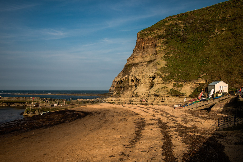 Staithes, North Yorkshire coast