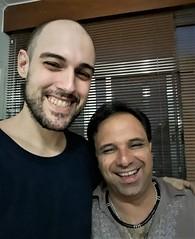 São Paulo Higienópolis Louis and Louis (LUIZ PAULO São Paulo's Eyes) Tags: friendship friend amor família amigo