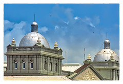 Bridgetown Domes (Timothy Valentine) Tags: 2018 0418 fbpost vacation datesyearss dome hrsw