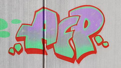 Adorn: 'AFP'... (colourourcity) Tags: streetartaustralia streetartnow streetart graffiti melbourne burncity colourourcity awesome nofilters burner letters adorn afp crewies
