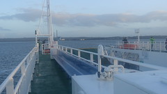River Shannon car ferry, County Clare, Ireland (David McKelvey) Tags: 2018 europe ireland shannon car ferries sony dscrx100