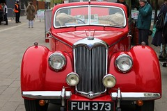 classic red (2) (Artee62) Tags: canon eos 7d kingscross classiccar market