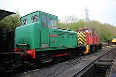 'Kingswood', Barclay 0-4-0DM, Avon Valley Railway, Bitton, Gloucestershire (Kev Slade Too) Tags: kingswood barclay 040dm avonvalleyrailway bitton gloucestershire diesel