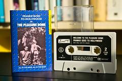 Cassette Culture #23: Frankie In The Pleasure Dome (The_Kevster) Tags: cassette pop music tape cassingle ztt frankiegoestohollywood trevorhorn bokeh dslr nikon d3300 analogue welcometothepleasuredome