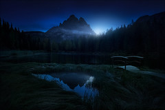 [ ... enchanted ] by D-P Photography - It´s been a while... I try to be more active here again!  www.instagram.com/dennispolklaeserphotography/  Dolomites, Italy, October 2017  Kamera/Camera: Canon Eos 5 D Mark III Objektiv/Lens: Canon EF 16-35 F4 L Filter: Lee Filters Stativ: Feisol CT3472 Elite