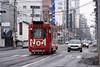 Sapporo Streetcar 222 (No.1) (Howard_Pulling) Tags: sapparo tram tramways strassenbahn zug bahn hokkaido japan japanese nippon howardpulling