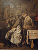 Drinking Old Peasant by B Endre 047a (Andras, Fulop) Tags: hodmezovasarhely hungary nikon p7700 museum exhibition painting artwork peasant