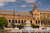 Place d'Espagne (Sylvie Lebeuf) Tags: andalousie aníbalgonzález espagne expositionibéroaméricainede1929 placedespagne plazadeespaña sevilla spain séville sylvielebeuf