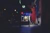 U Dog (No_Mosquito) Tags: vienna city urban night dark lights people fast food hot dog street canon powershot g7xmarkii cityscape underground station u6