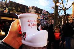 Warming up (nakyaonthego) Tags: gluhwein weihnachtsmarkt christmasmarkets colmar france