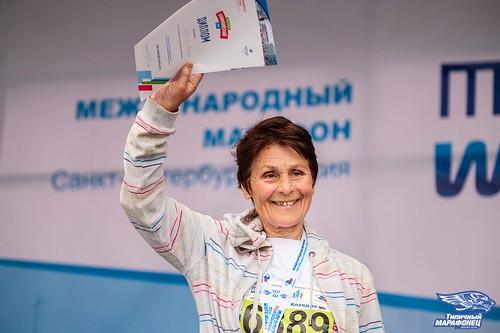 """Клавдия Матвеева - призер """"Белых ночей"""" 2007"""