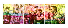 Urban people (COLINA PACO) Tags: urbanhumans urbanpeople urban people gentedicittà gensdesvilles gente genteurbana portrait retrato ritratto franciscocolina fotomanipulación fotomontaje photoshop photomanipulation rastro mercado